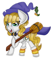 [TRADE] Candy Witch by partylikeapegasister