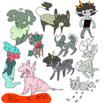 CHEAP ADOPTS ALL 5 POINTS by o0Donut0o