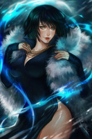 Fubuki OPM by juhaihai