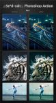 Sedrah Photoshop Action No1 by Sed-rah-Stock