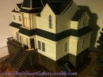 Marsten House from Salems lot model taking orders by johnstewartart