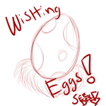 Pokecino Wishing Eggs by AllegedStitches