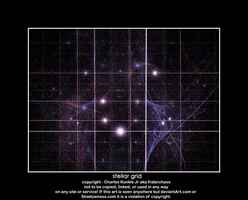 stellar grid by fraterchaos
