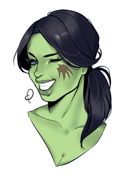 A'nea Comm by thezookeepersboy