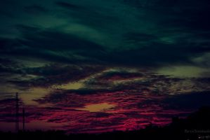 Sunset 4 by hikoo