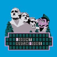 Count Rushmore (FRIENDS) by tjjwelch