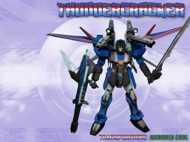 AC Thundercracker Wallpaper by leangreen76