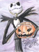 Jack The Pumpkin King by Lttle-Horrors