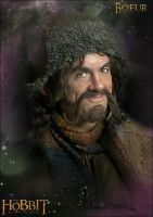 The Hobbit - An unexpected Journey - Bofur by YoungPhoenix3191