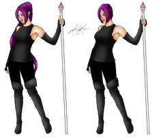 Character Profile: Dianne Dale by demonchick25