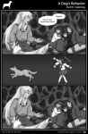 A Dog's Behavior - Part IV - Inu Yasha Doujinshi by SchneeAmsel