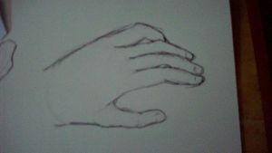 My Hand by sing-snap-draw-life