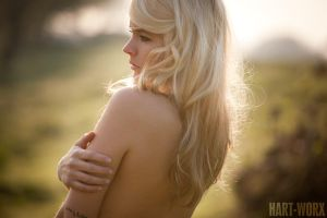 first sunlight makes her day by Hart-Worx