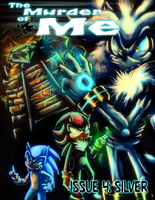 TMOM Issue 4 Cover by Saphfire321