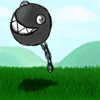 Chain chomp-To be free by Kawaii-Chocobo