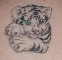 this one of my tattoos by Breeox21