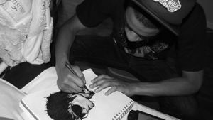 me drawing michael jackson by relicsaiome