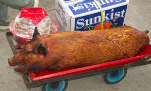 This little piggy went to market by asiaseen