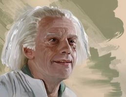 Doc Brown by Hampire