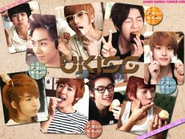 ukiss and ukiss by asawe