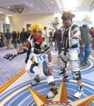 Ventus and Sora by R-Legend