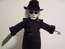 Puppetmaster Blade doll 02 by mourningwake-press