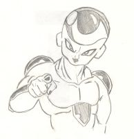 Frieza - Result by Metalks