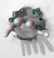 Anaglyph by Proxyma-C6