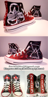 Choeed and Cambria Shoes 2 by DavidValdez