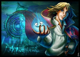 Howl... Howl's Moving Castle by DavinArfel