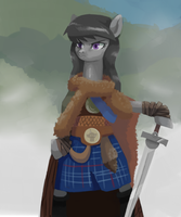 Octavia Highlander by CBrony