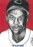 Satchel Paige by machinehead11