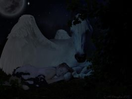 Dreaming by MDBOOKCOVERS