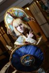 Ion Fortuna.Trinity Blood (Animatsuri 2013) (2) by Lyumos