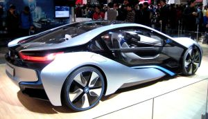 The Electric Supercar From Munich by toyonda