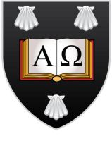 Linacre College Oxford Coat Of Arms by ChevronTango