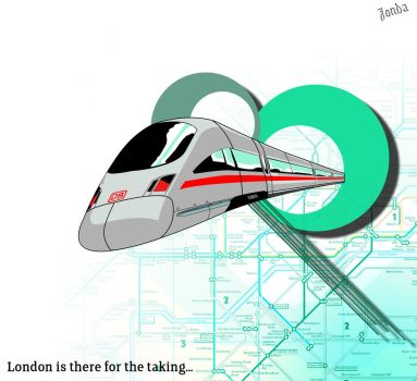 London Is There For The Taking by JB304