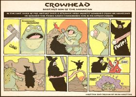 Crowhead 1 by Hartter