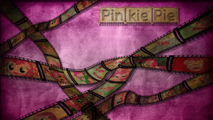 Pinkie Pie - Film Roll by pims1978