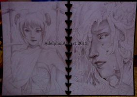 Euzhophia - Fragile (Sketches) by AdelphoiA3