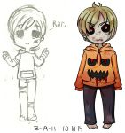 Then and now +redraw+ by Taina-Chan
