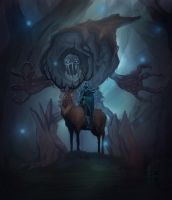 Guardian of the forest by TheMeszka