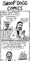Snoop Dogg Comics by Nevvyland