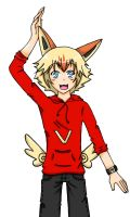 V for Victini by Mimie-Neko-Chan