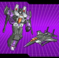 Skywarp by MattMoylan