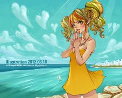 Illustration 2012.08.18 by xion-cc