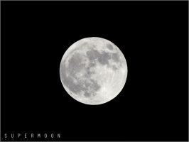 Supermoon May 2012 by FordGT