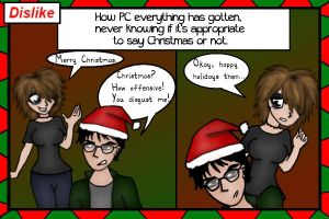 Page 8 'My Unique Relationship With Christmas' by lonely-in-winter