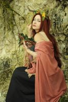 Lady Autumn 18.2 by Kuoma-stock
