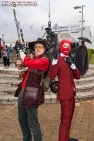 24th May MCM LON Team Fortress 2 RED Sniper +  by TPJerematic